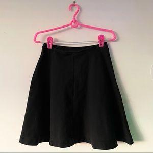Uniqlo Ponte Flair Skirt